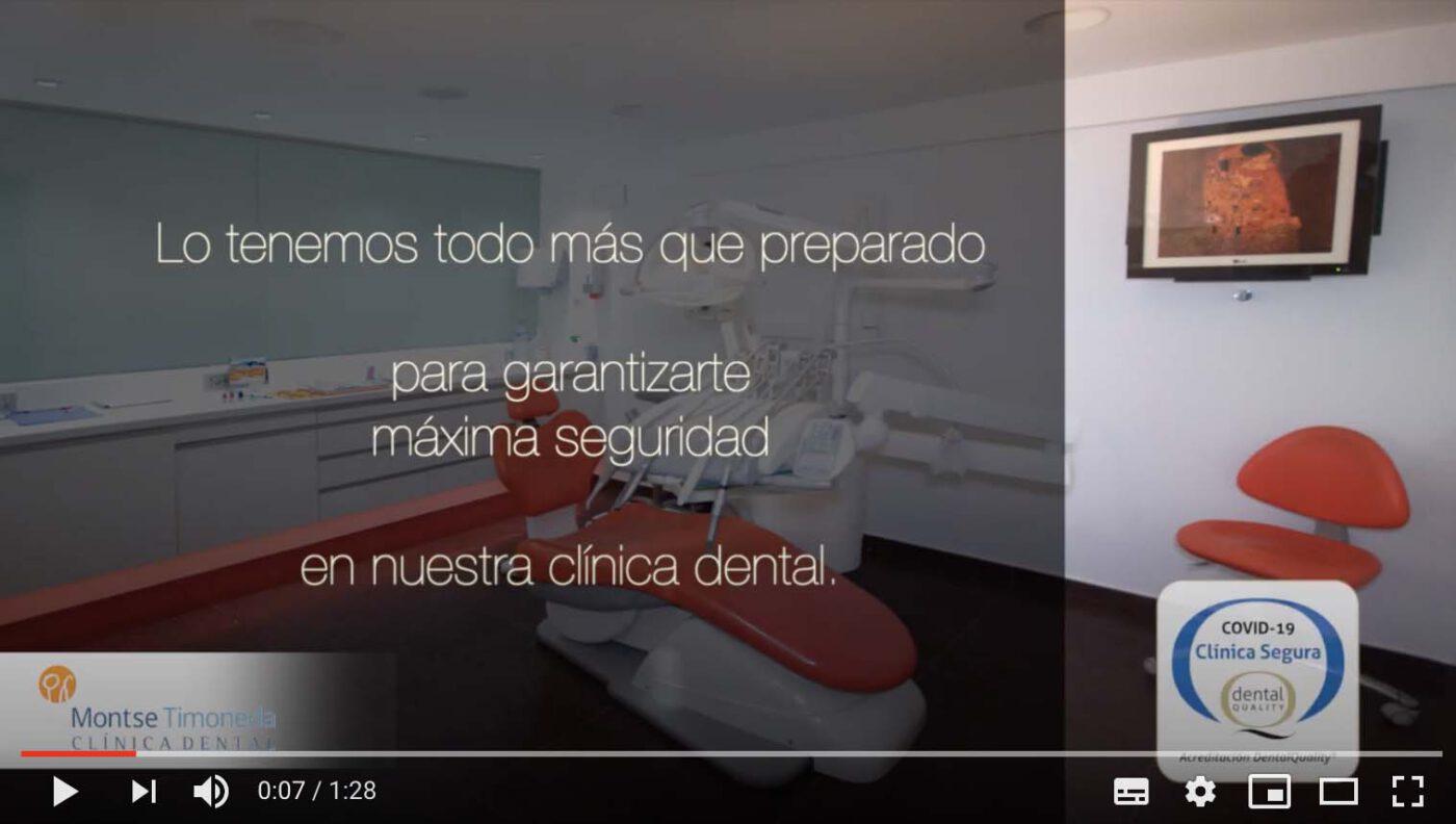 maxima seguridad en nuestra clinica dental de tarragona