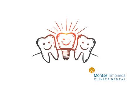 oseo-integración de implantes dentales