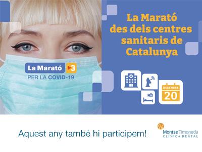 clinica_dental_montse_timoneda_participa_a_la_marato_de_tv3