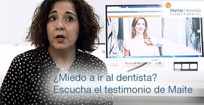 testimonio de maite | dentista tarragona