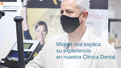 testimonial dentista Tarragona | MIquel