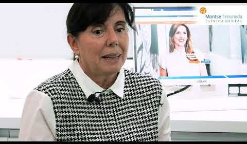 Testimonial dentista Tarragona | Aurora de la Torre, experiencia en Clinica dental Montse Timoneda